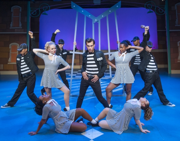 PHOTO FLASH: First Look at Andrew Conners, Kailey Prior, and More in CRT's ALL SHOOK UP