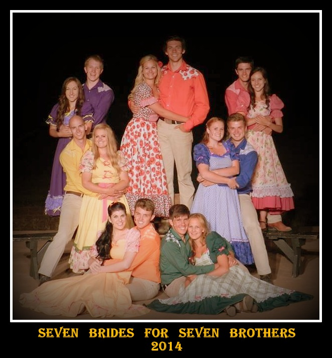 BWW Reviews: SEVEN BRIDES FOR SEVEN BROTHERS Appropriately In The Outdoors
