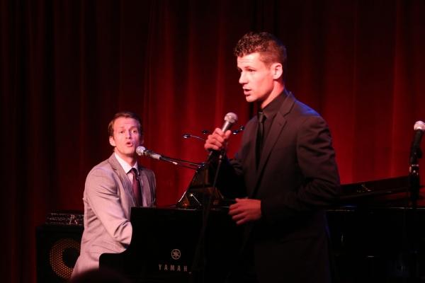 Jeffrey Pew and Luke Hawkins Photo