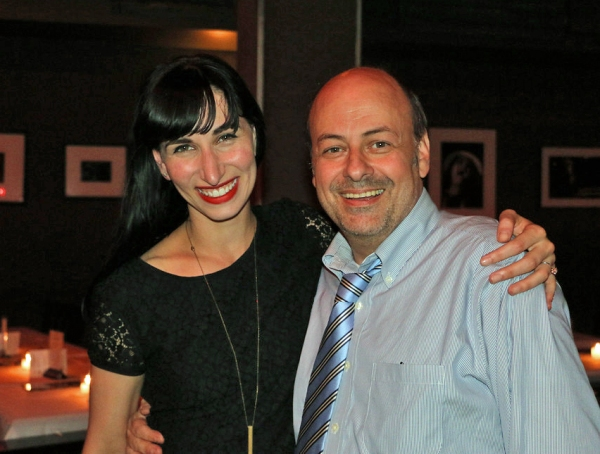Photo Flash: THE ENSEMBLIST's Mo Brady and Nikka Graff Lanzarone at Birdland