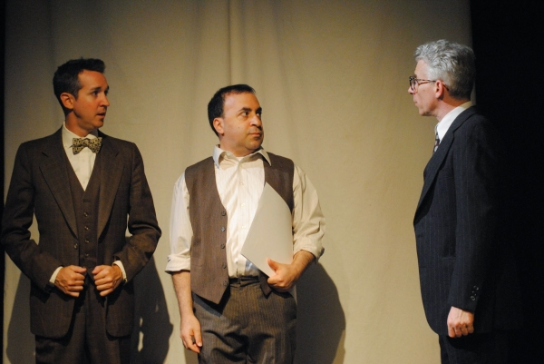 Joe Mathers, Steven Rattazzi, and Timothy McCown Reynolds