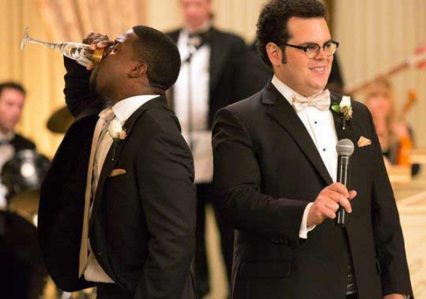 Kevin Hart and Josh Gad