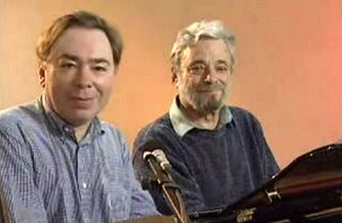 THEATRICAL THROWBACK THURSDAY: Andrew Lloyd Webber & Stephen Sondheim's Epic Duet