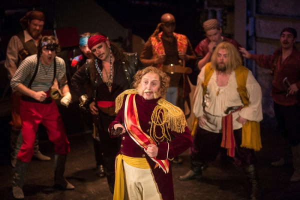 Photo Flash: Seacoast Repertory Theatre Presents PIRATES OF PENZANCE