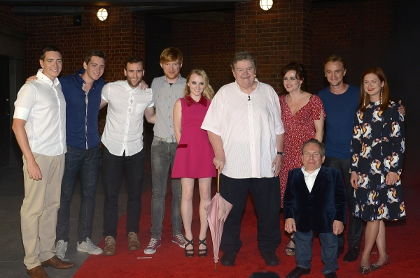 Photo Flash: HARRY POTTER Cast Reunite at Universal Theme Park's New Diagon Alley