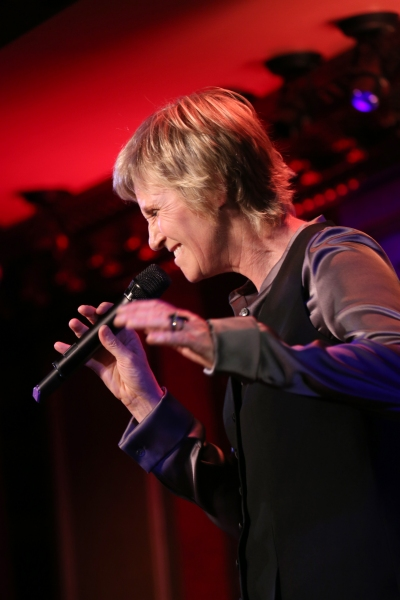 Photo Coverage: In Rehearsal with Jane Lynch at 54 Below!