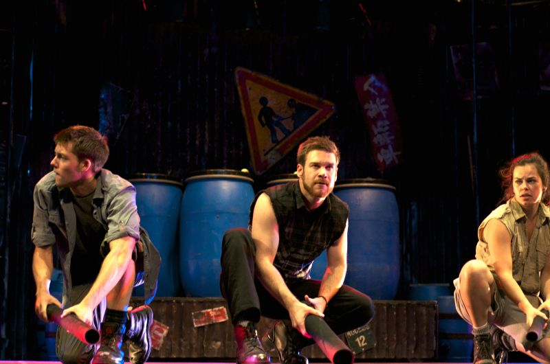 BWW Reviews: STOMP Returns to Manila