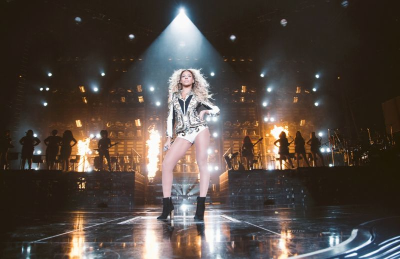 Beyonce to Return to HBO for BEYONCE: X10, 10-Episode Concert Series