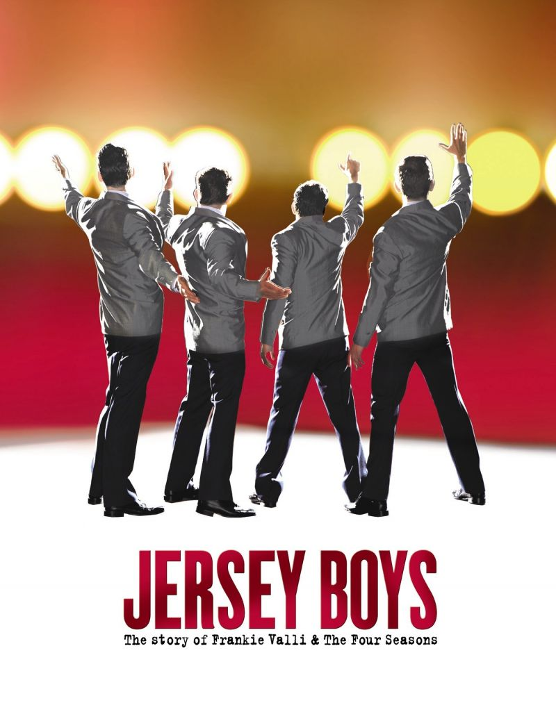 FLASH FRIDAY: Big Boys Don't Cry! JERSEY BOYS Hits The Big Screen