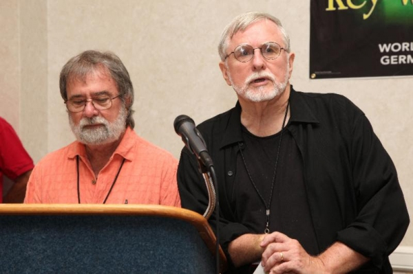 Photo Flash: First Look at the Inaugural Mystery Writers Key West Fest