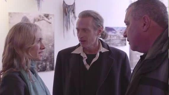 Juliette Bennett, Michael Buscemi and Steven Randazzo