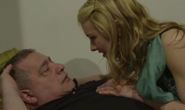 Steven Randazzo and Juliette Bennett