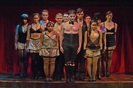 Photo Flash: First Look at BrightSide Theatre's CABARET