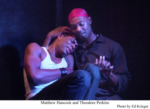 BWW Reviews: THE BROTHERS SIZE Weaves African  Mythology and Bayou Rhythms into a Stylized Story of Brotherly Love