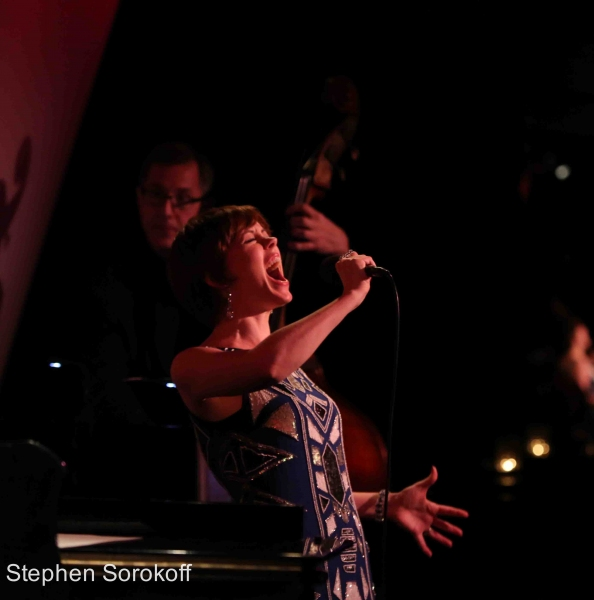 Photo Coverage: Carole J. Bufford Brings SHADES OF BLUE to the Metropolitan Room