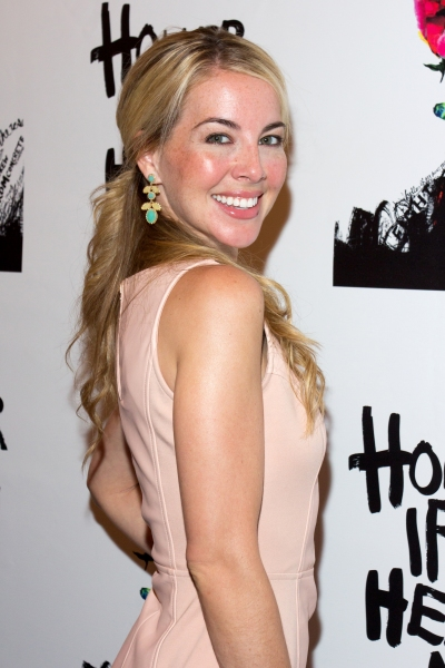 Photo Coverage: Inside HOLLER IF YA HEAR ME's Opening Night Theatre Arrivals