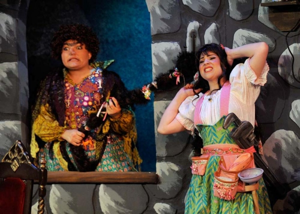 Photo Flash: RAPUNZEL Opens At Orlando Shakespeare Theater, Now Through 7/27