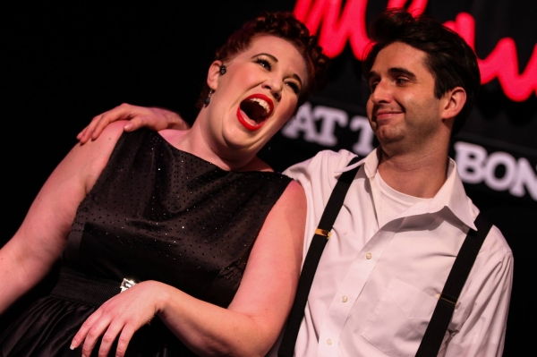 Photo Flash: First Look at Heather Carvel, Elisabeth Tate, & Cody Shope in WTC's BIG VOICE: THE ETHEL MERMAN EXPERIENCE