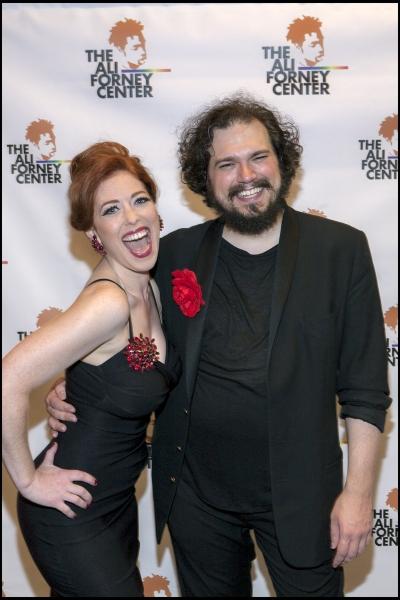Bridget Bark and Justin Sayre