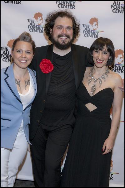 Erin McKeown, Justin Sayre and Gabrielle Stravelli