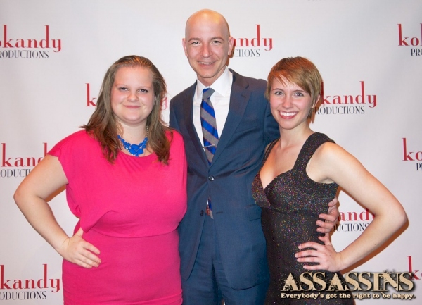 Photo Flash: Kokandy Productions' ASSASSINS Celebrates Opening Night