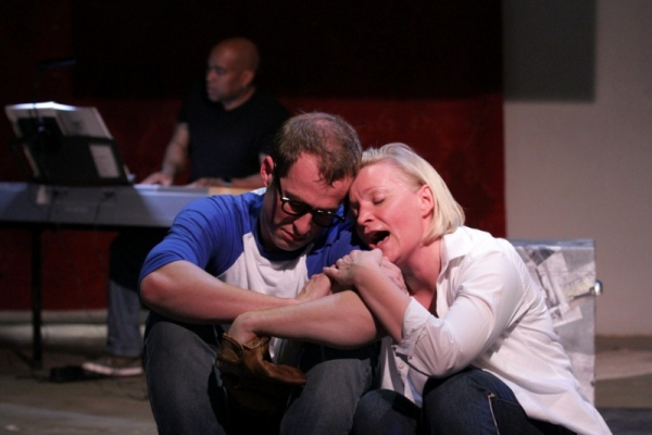 BWW Reviews:  Experience Phenomenal Musical Storytelling in JOHN & JEN at Cherry Creek Theatre