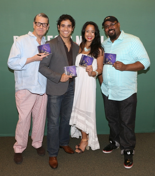 Photo Coverage: Inside the ALADDIN CD Signing