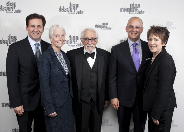 Photo Flash: Chicago Shakespeare's GALA 2014