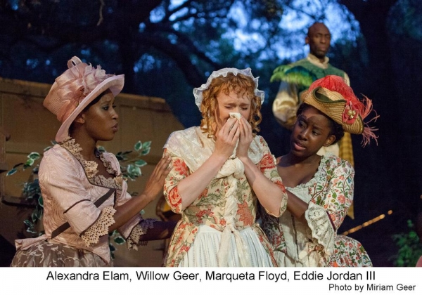 Photo Flash: First Look at Theatricum Botanicum's ALL'S WELL THAT ENDS WELL, Opening Tonight