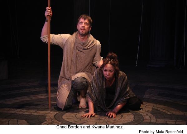 Chad Borden and Kwana Martinez