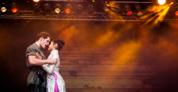 Photo Coverage: WEST END LIVE! WICKED, LES MIS, MISS SAIGON And More!