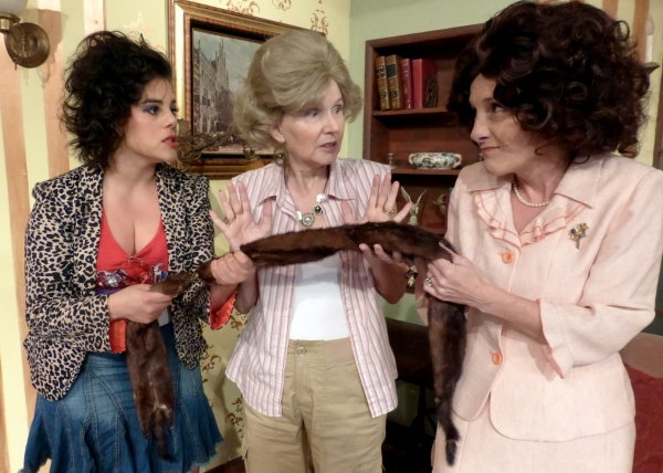 Sissy tries to keep the peace while LaVonda and Latrelle fight over their dead mother''s mink stole. — with Samantha Barrios, Catherine Rahm and Alison Mattiza.