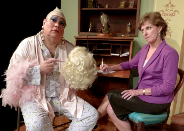 Brother Boy undergoes dehomosexualization therapy with Dr. Eve. — wi Photo