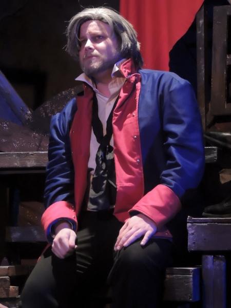 ''Bring Him Home'' - Jordan B. Stocksdale as Jean Valjean Photo