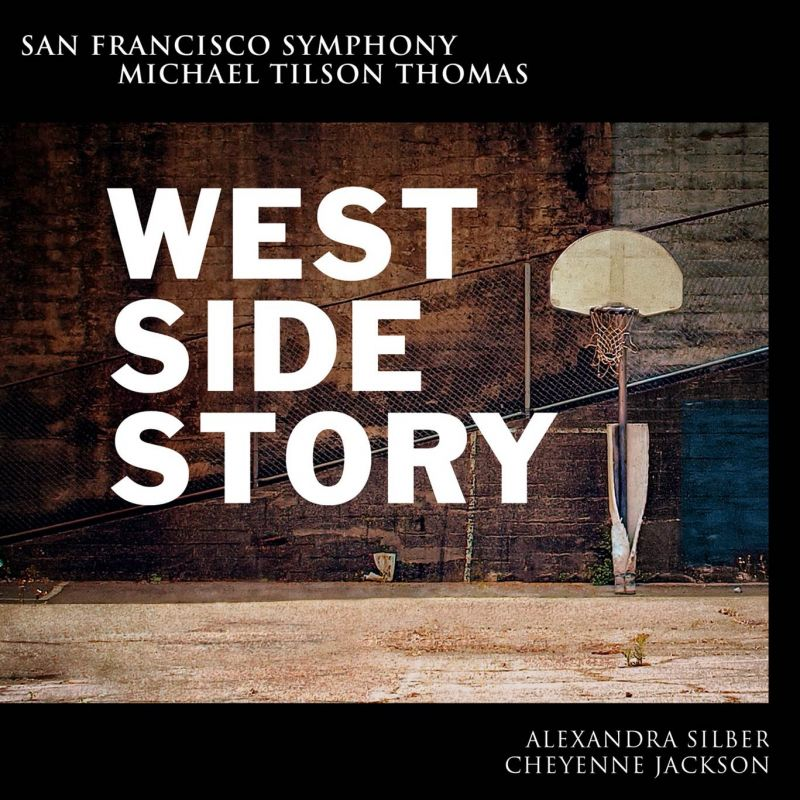 BWW CD Review: San Francisco Symphony's WEST SIDE STORY is a Triumph