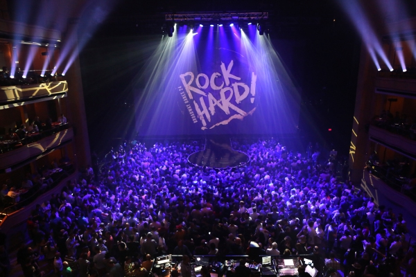 Photo Coverage: Broadway Strips Down! Inside BROADWAY BARES' Rock Hard Opening Number!
