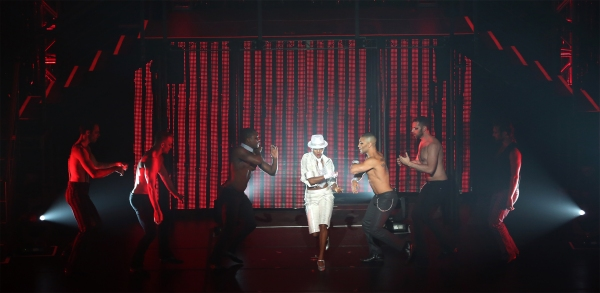 Photo Coverage: BROADWAY BARES: ROCK HARD Takes on Michael Jackson!