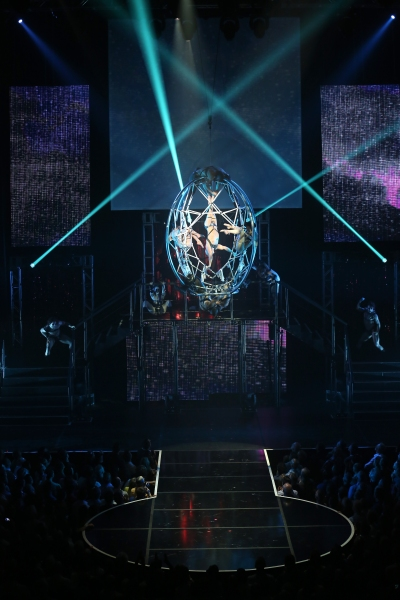 Photo Coverage: BROADWAY BARES Rocks Hard to Metallica!