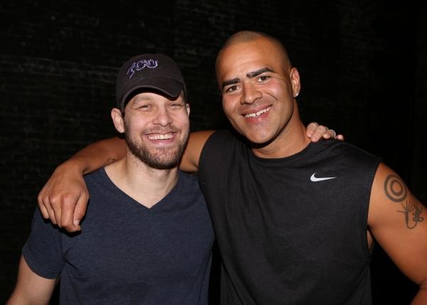 Ben Thompson and Christopher Jackson