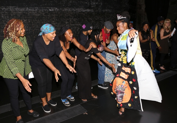 Exclusive Photo Coverage: Inside the HOLLER IF YA HEAR ME Gypsy Robe Ceremony