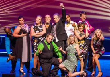 BWW Reviews: CHARLOTTE SQUAWKSX: TEN CAROLINA COMMANDMENTS