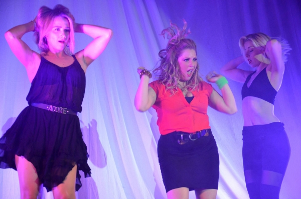 Photo Flash: Production Photos Released from FASHION VICTIM - THE MUSICAL!, Now Through July 6