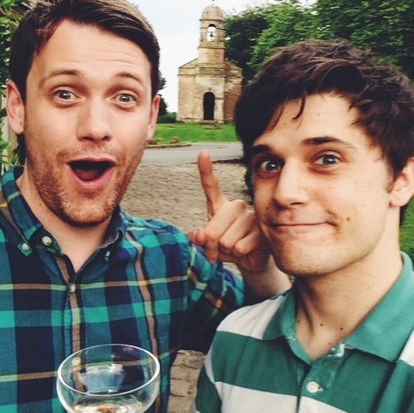 Twitter Watch: Broadway Couple Michael Arden & Andy Mientus Get Engaged!