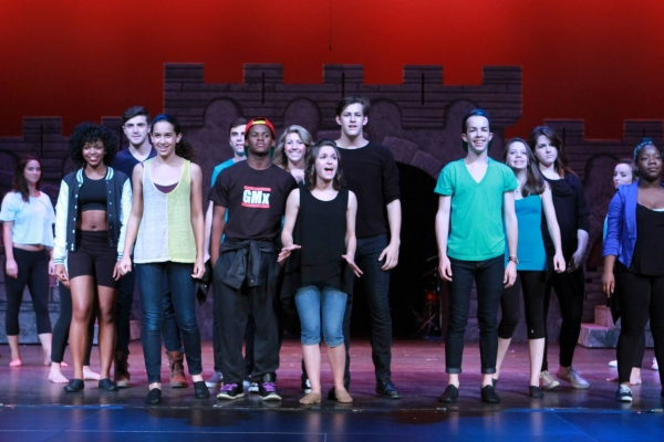 Photo Flash: Broadway Dreams Foundation Presents TAKE IT TO THE LIMIT in Atlanta!