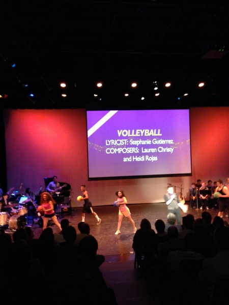 Photo Flash: ASCAP Foundation Seeds THE LYRIC PROJECT at Skylight Theatre