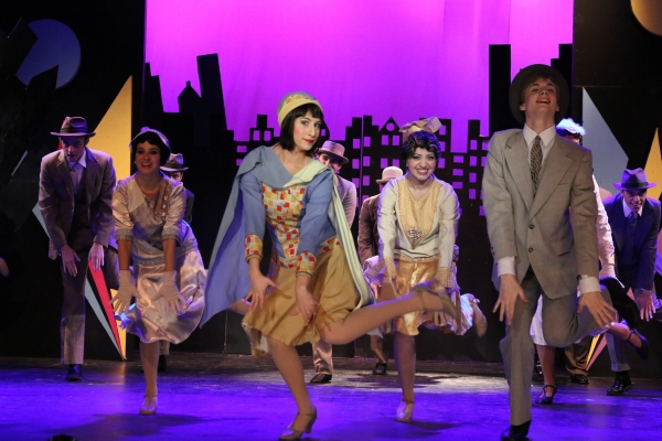 Photo Flash: Final Four Performances of THOROUGHLY MODERN MILLIE at Mercury Summer Stock, Now Thru 6/28