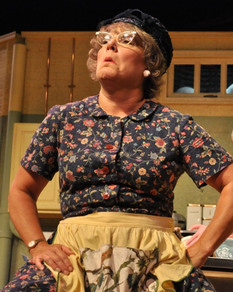 Photo Flash: First Look at CHURCH BASEMENT LADIES at Beef & Boards Dinner Theatre