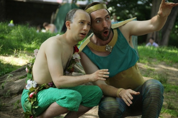 Photo Flash: Boomerang Theatre Company's A MIDSUMMER NIGHT'S DREAM, Now Through 7/20