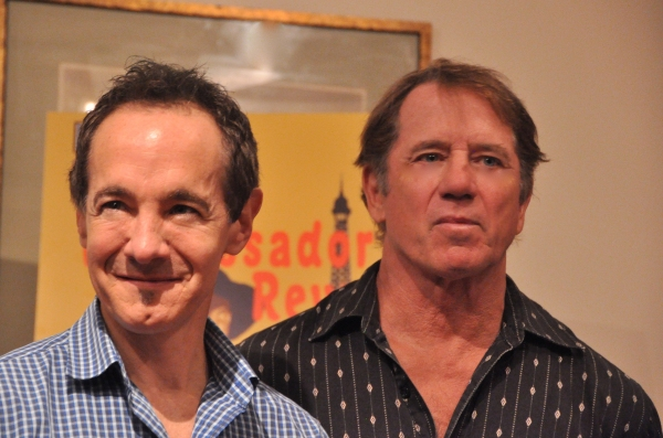Jason Graae and Tom Wopat