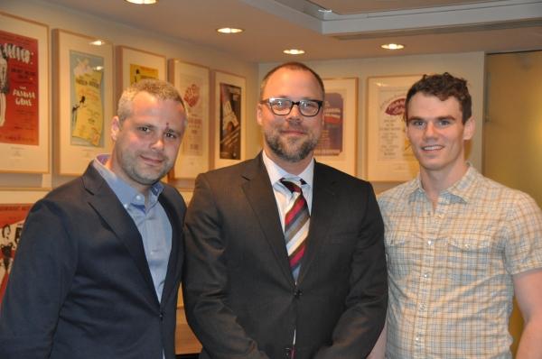 Photos: Nathan Tysen and Arthur Perlman Receive 24th Annual Kleban Awards!